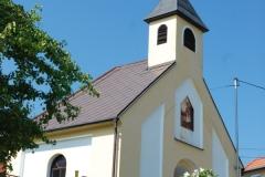 Dolní Nakvasovice - kaplička
