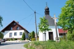 Horní Nakvasovice - kaplička
