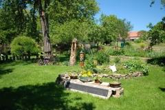 Chlumany zahrada KYBY