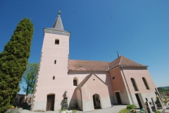Laziste kostel
