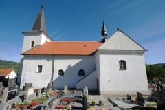 Malenice - kostel