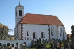 Předslavice - kostel