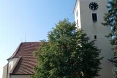Strunkovice - kostel
