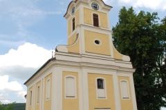 Šumavské Hoštice - kostel